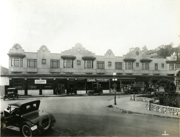 Sausalito Hotel circa 1922