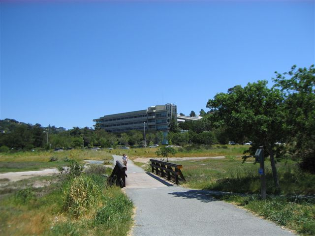 Greenbrae near Marin General Hospital