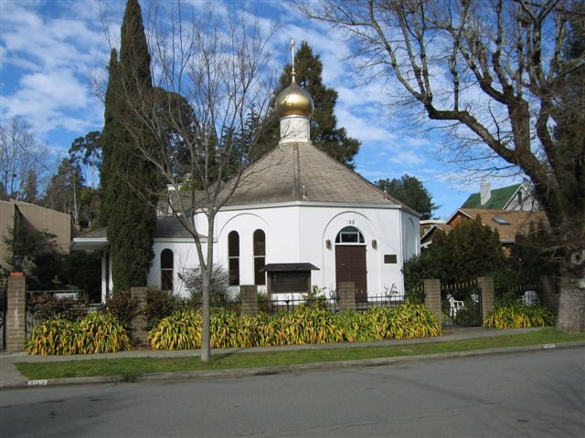 Church on Ross Street