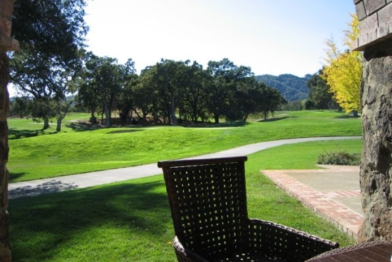 Sonoma Mission Golf Course by Kelley Eling, Marin County Realtor