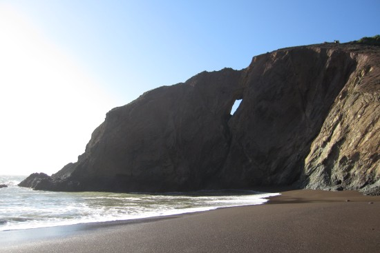 Tennessee Beach in Mill Valley, taken by Kelley Eling, Marin County Realtor