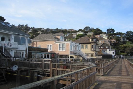 Sausalito Waterfront Homes, by Kelley Eling, Marin County Realtor