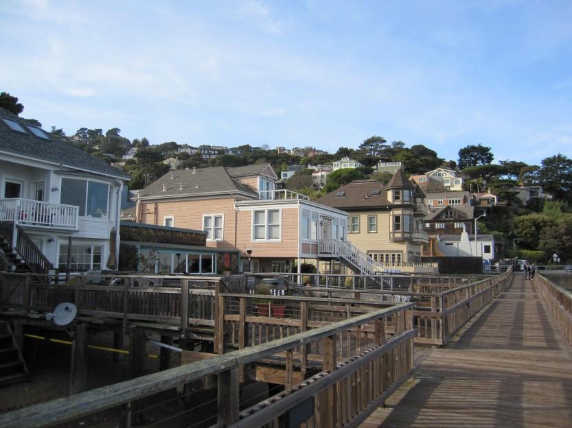 Sausalito Waterfront Homes, by Kelley Eling, Marin County Realtor