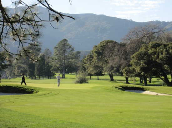 Marin Country Club Golf Course in Novato by Kelley Eling, Marin County Realtor
