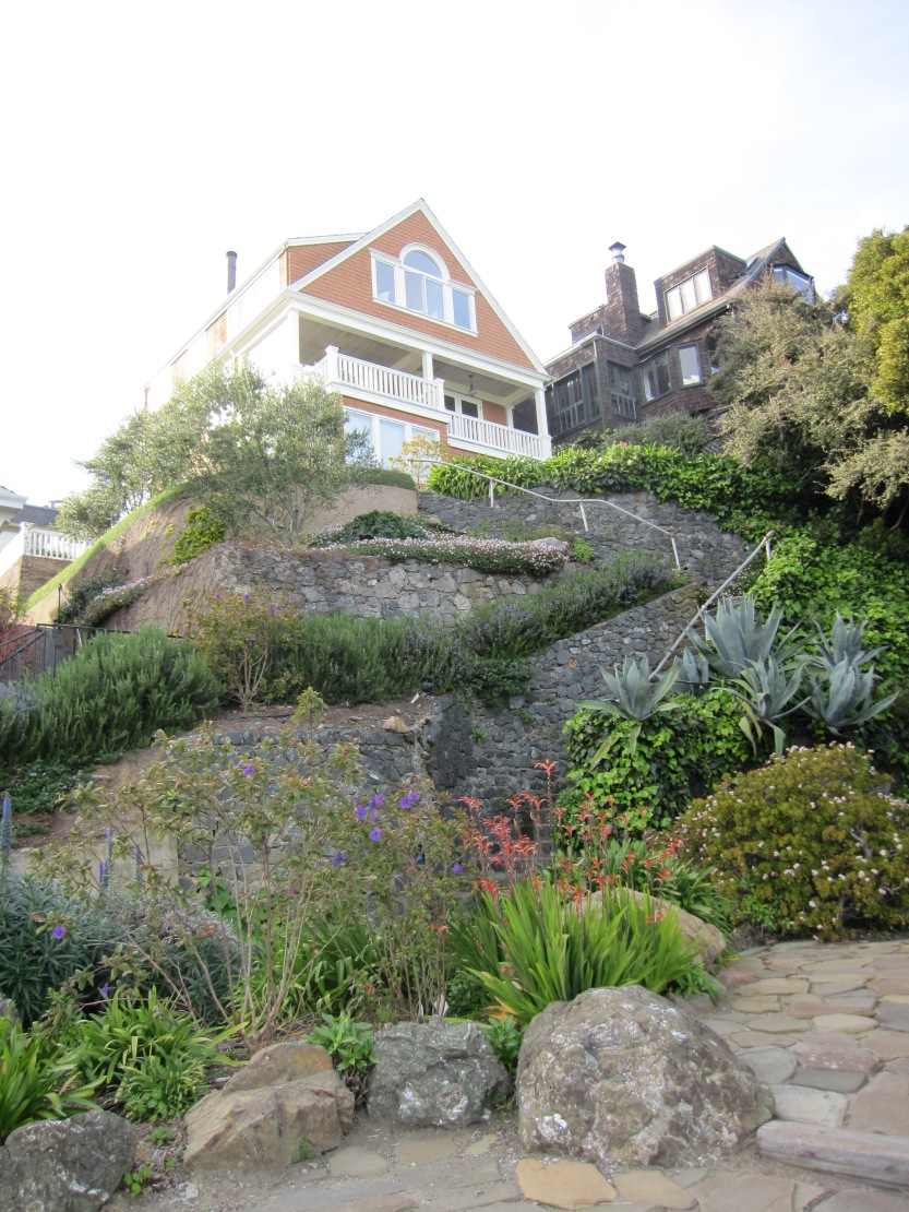 Sausalito Home by Kelley Eling, Marin County Realtor