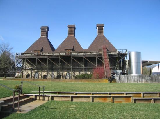 Hop Kiln Winery in Healdsburg, CA by Kelley Eling, Marin County Realtor