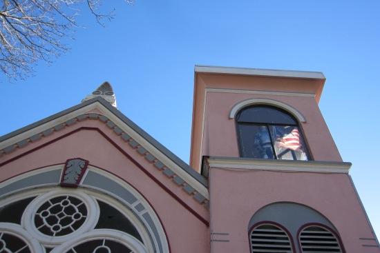 Belrose Theater in San Rafael by Kelley Eling, Marin County Realtor