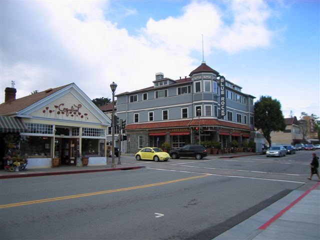 Downtown Larkspur by Kelley Eling, Marin County Realtor