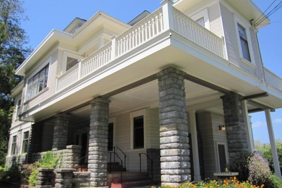 Robson Harrington House in San Anselmo by Kelley Eling, Marin County Realtor