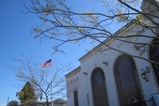 Petaluma Post Office in the Early Spring by Kelley Eling, Marin County Realtor