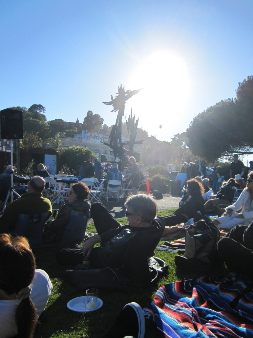 Outdoor Concert In Sausalito by Kelley Eling, Marin County Realtor