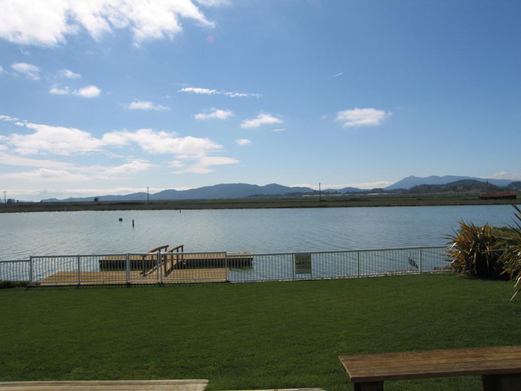 View of Mount Tamalpais in the distance from Bel Marin Keys in Novato by Kelley Eling, Marin County Realtor