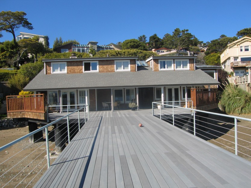 Beachfront Tiburon Home by Kelley Eling, Marin County Realtor