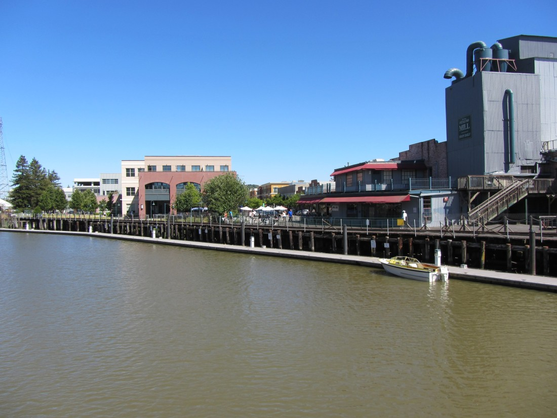 Petaluma River Front by Kelley Eling, Marin County Realtor