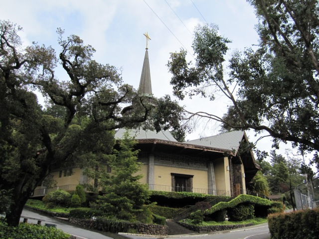 Our Lady Of Mount Carmel Church in Mill Valley by Kelley Eling, Marin County Realtor