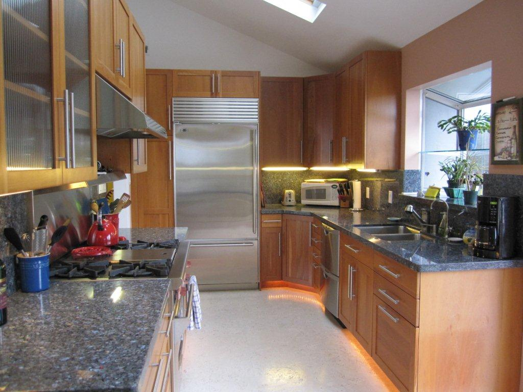 74 Crestwood Kitchen by Kelley Eling, Marin County Realtor
