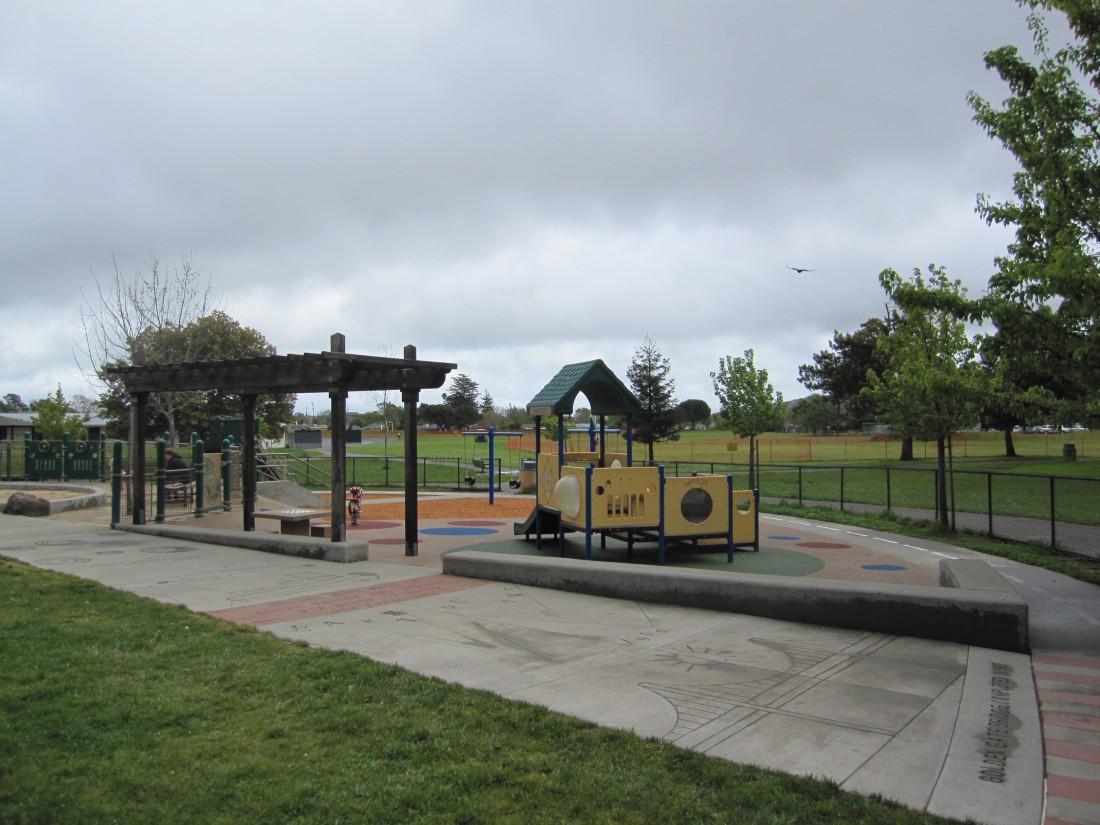 Corte Madera Town Park by Kelley Eling, Marin County Realtor