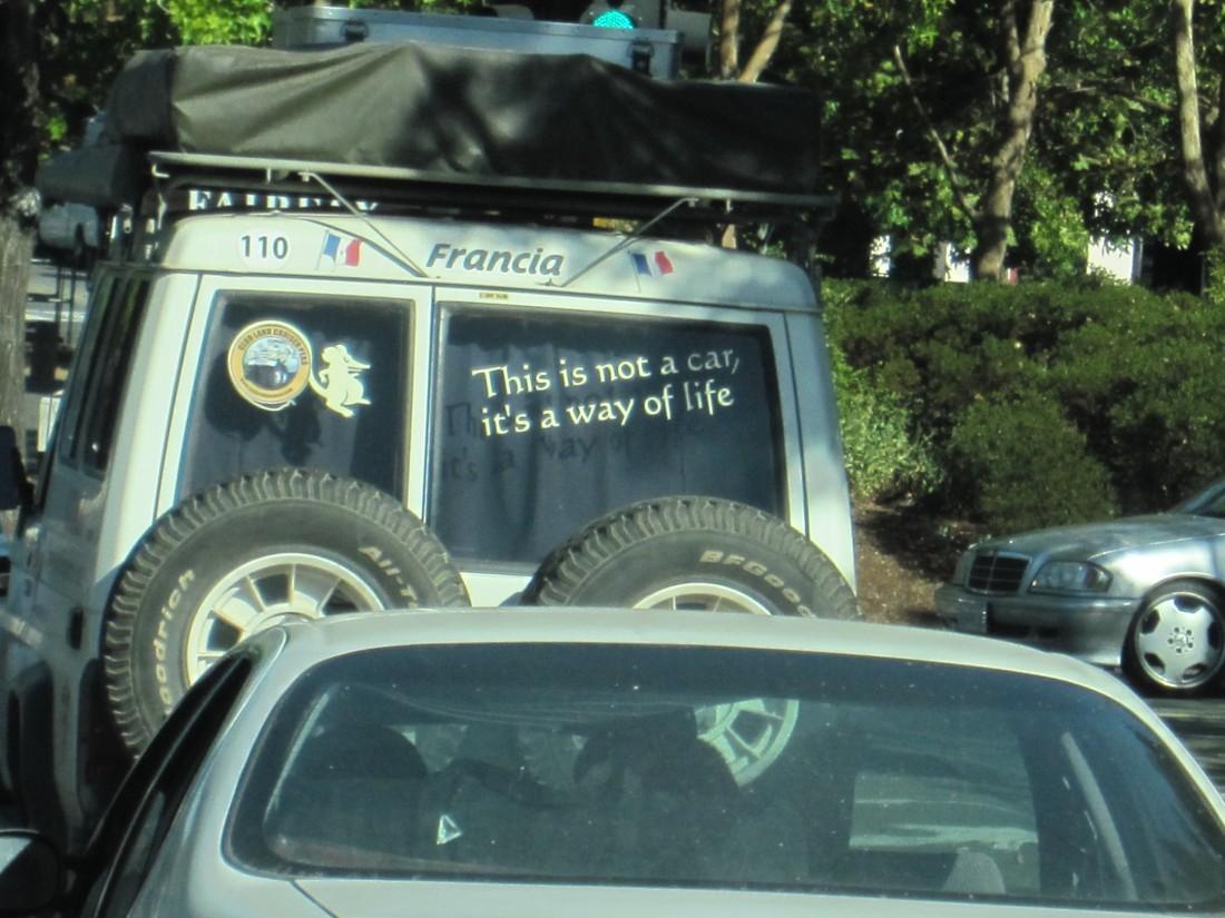 Fairfax Traffic by Kelley Eling, Marin County Realtor
