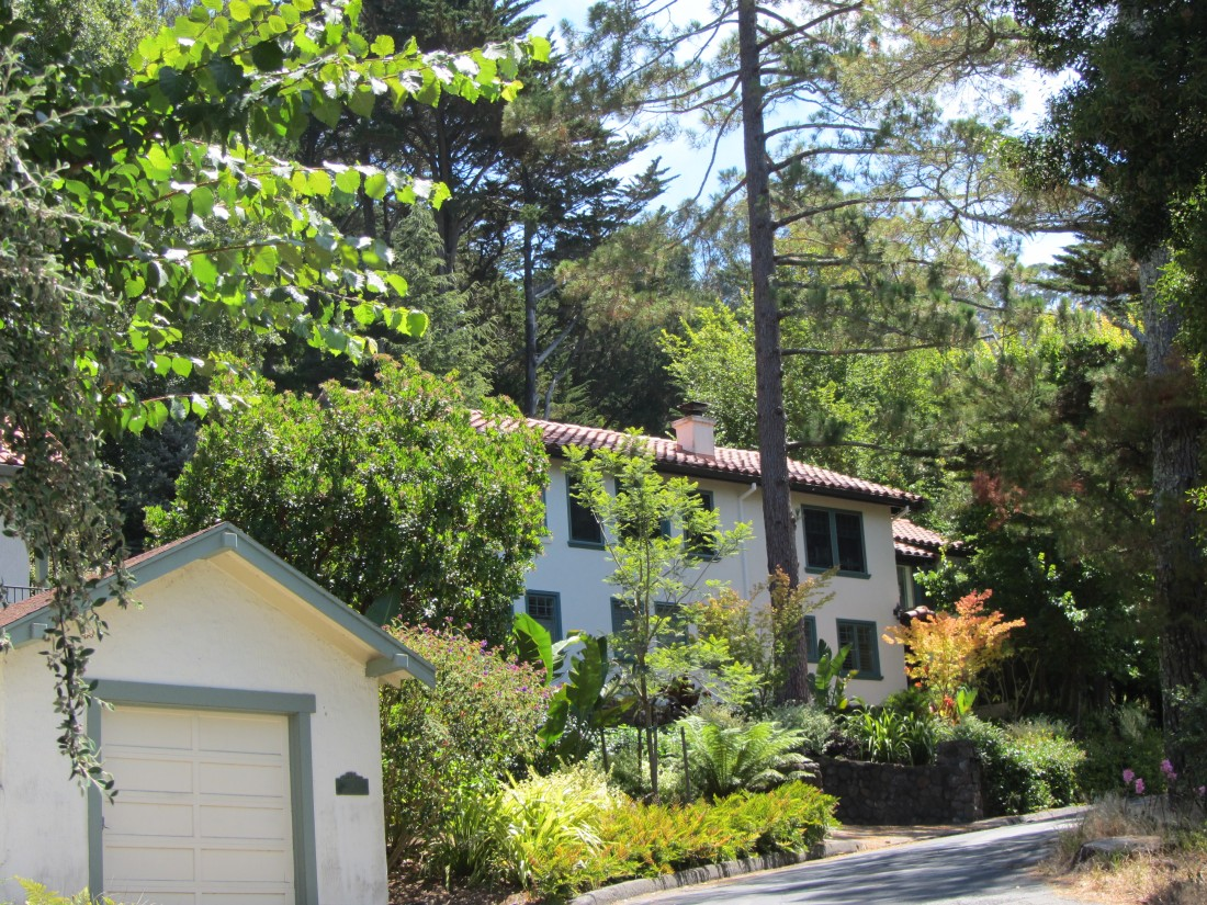 Corte Madera Home by Kelley Eling, Marin County Realtor