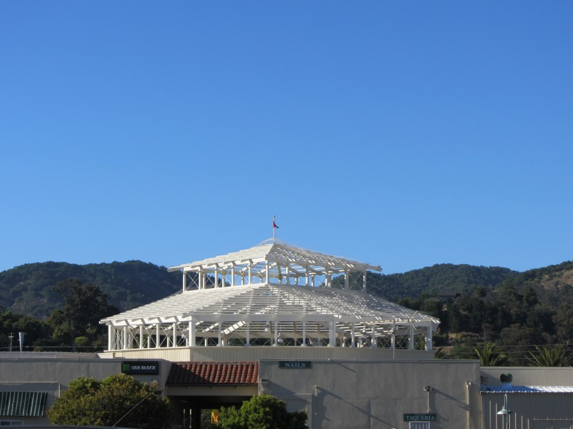 Montecito Shopping Center in San Rafael by Kelley Eling, Marin County Realtor
