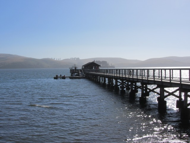 Boat Shack at Nick's Cove in Marshall by Kelley Eling, Marin County Realtor