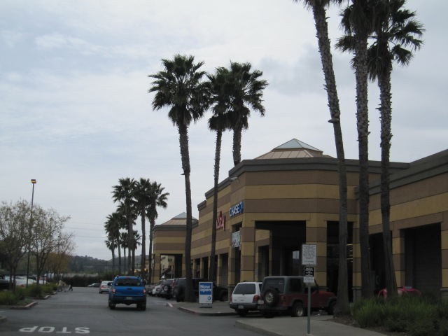 Southern Petaluma Mall by Kelley Eling, Marin County Realtor