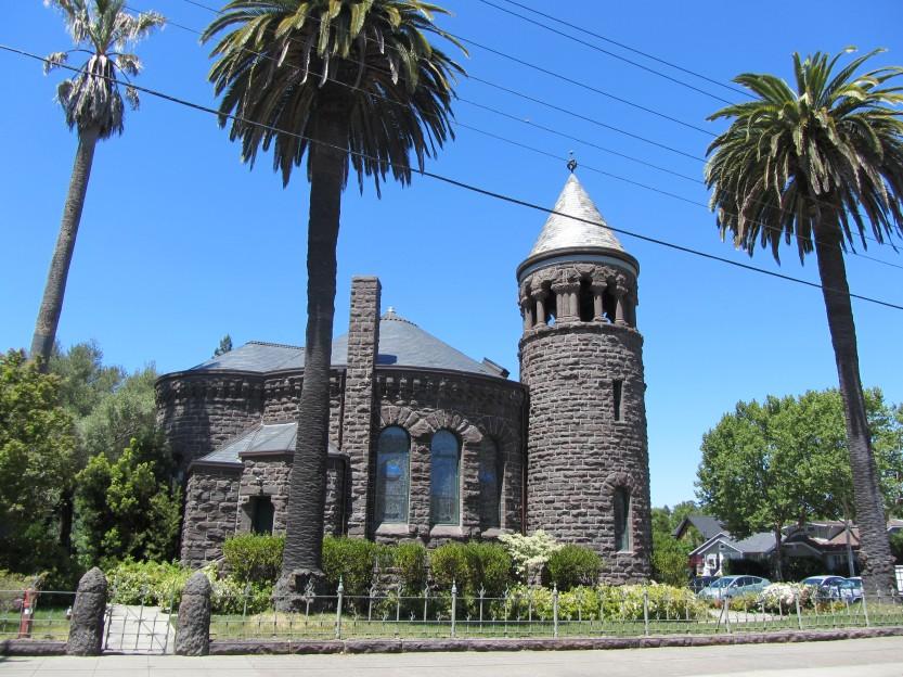 Montgomery Chapel in San Anselmo by Kelley Eling, Marin County Realtor