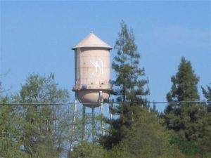 SMI water tower