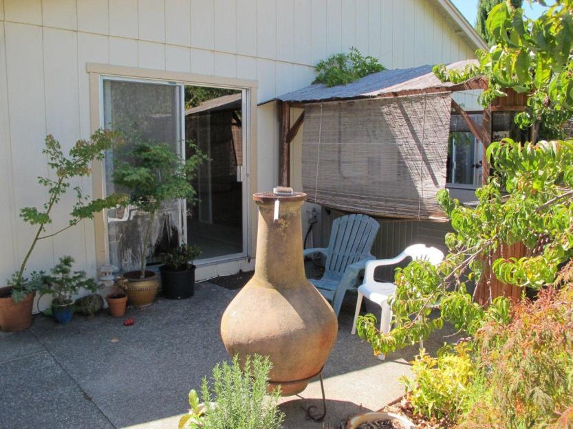 19 back yard off guest bedroom
