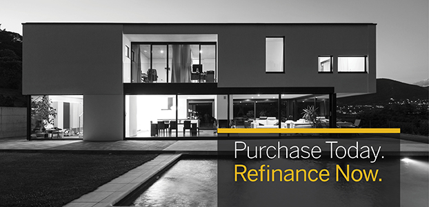 Purchase Today, Refinance Now