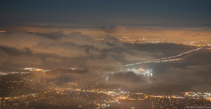 Gary Yost Richmond San Rafael Bridge