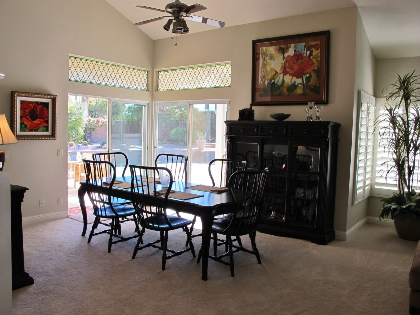 201 Augusta Dining Area