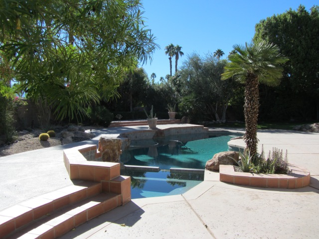201 Augusta South Facing Pool